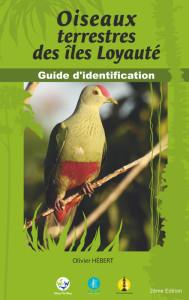 Livre oiseaux terrestres des îles Loyauté - guide d'identification